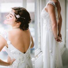 downton abbey wedding dress | downton-abbey-Wedding Dress Split