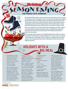 Healthy Holiday Season - American Association of Diabetes Educators