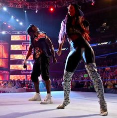 Dance Break!! US Champion R-Truth w/ Carmella