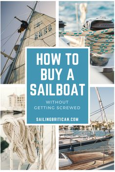 FREE: How To Buy A Sailboat Without Getting Screwed Note: Do you need more information about what's in the guide before leaving your name and email? I understand. Here's the first couple pages of the 'How to Buy A Boat Without Getting Screwed' guide. Buy A Boat, Make A Boat, Build Your Own Boat, How To Build Abs, Sailboat Living, Best Boats, Boat Kits, Jon Boat, Boat Dock
