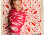 How cute is this swaddler blankey