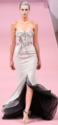 Alexis Mabille Haute Couture Spring 2013