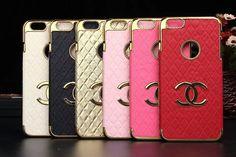 coque/étui Chanel d'or pour iphone6 / 6 plus / 5/5S SAMSUNG GALAXY S5/S4/NOTE 3/NOTE 4 - Coque Samsung Galaxy S5 Chanel - Coque Samsung Galaxy S5