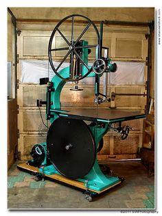 Save a Saw - Vintage Machine Tools