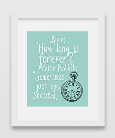 How Long Is Forever Sometimes Just One Second. by EunoiaStudios