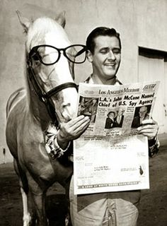 How They Trained Mr Ed