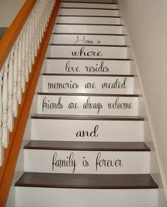 Hey, I found this really awesome Etsy listing at https://www.etsy.com/listing/206547969/wall-decals-quote-family-is-forever