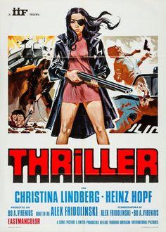 Thriller - en grym film / Thriller: A Cruel Picture aka They Call Her One Eye (1973), Bo Arne Vibenius