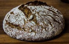 Finnish Rye Bread (Ruisleipä)