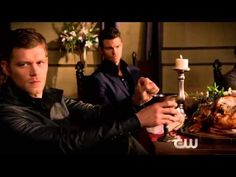 The Vampire Diaries & The Originals - 'Brothers' Promo - YouTube