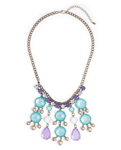 Grand Fete Necklace by JewelMint
