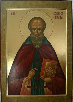 Abbey-Roads: An Icon of St. Benedict