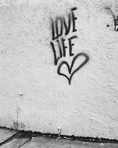Share graphics with friends: love life Graffiti I, Love Life, My Love, Motivational, Mandala, Spirit, Smile, Quotes, Art