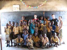Globe Aware Volunteer Vacations  Ghana  Classroom Volunteer Services, Ghana, The Locals, Vacations, Globe, Have Fun, Classroom, Holidays, Class Room