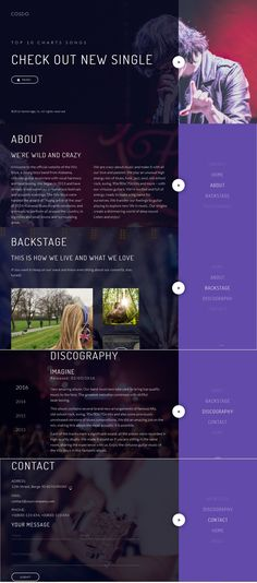 Cospo is modern and creative responsive 24 in 1 #WordPress #theme for multipurpose stunning website. #musician #singer #artists Download Now!