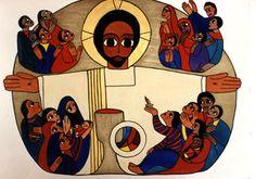 gisele bauche artist - Modern Canadian Catholic