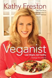 """Read """"Veganist Lose Weight, Get Healthy, Change the World"""" by Kathy Freston available from Rakuten Kobo. Kathy Freston wasn't born a vegan. The bestselling author and renowned wellness expert actually grew up on chicken-fried. Vegan Books, Vegan Cookbook, Diet Books, Plant Based Diet, Plant Diet, Going Vegan, Get Healthy, Healthy Habits, Eating Healthy"""
