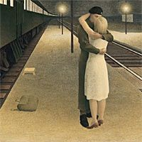 Colville Alex Colville, Canadian Painters, Canadian Artists, Andrew Wyeth, Artist Birthday, Art Gallery Of Ontario, Magic Realism, Portraits, Hermann Hesse