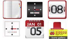 #Icon set - Mobile icon - Zizaza item for #free #icons #iconset #webdesign