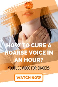 Can you cure a hoarse voice in an hour? Find out in this video, in which I share a story that demonstrates how to cure hoarseness fast. Learn Singing, Singing Lessons, Singing Tips, Art Lessons Elementary, Elementary Music, Voice Acting, The Voice, Lost Voice, Guitar Chords For Songs