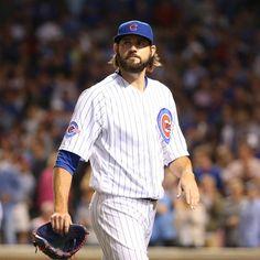 Jason Hammel * August 31, 2016 * Cubs 6, Pirates 5