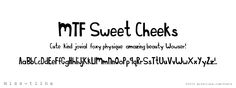 Layout tittles with this font just look perfect. I promise! I use it a lot!