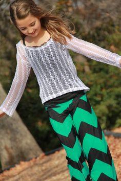 Davis Country Store Kids fashion palazzo pants