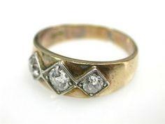 Diamond Ring -