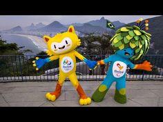 CANCIÓN OFICIAL : #OlimpiadasRío2016 #JuegosOlímpicosRío2016 (((Todos somos #Olímpicos en #Brasil ))) hoy Viernes, 05 de Agosto 2.016