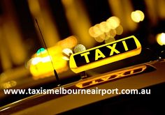 Making A Trip With The Taxi From Airport