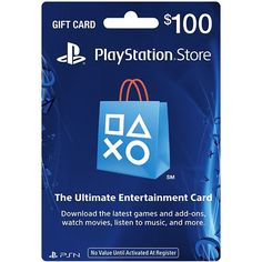 Get free PlayStation Gift Card code and redeem for anything in the PlayStation Store. Get Gift Cards, Itunes Gift Cards, Ps4, Playstation Plus, Gift Card Generator, Dollar, Code Free, Latest Games, Gift Card Giveaway