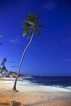 Praia de Jatiúca, Maceió, Alagoas, Brasil