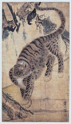 korean folk tiger - Google-haku