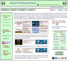 Airport Parking Ireland - Park & Fly from airports around Ireland