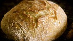 Delicious Homemade Vegan Artisan Bread