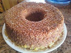 Whole Foods Orange Cake with soaked whole grain flour-can use spelt, kamut or wheat flour Whole Grain Flour, Spelt Flour, Whole Food Recipes, Cake Recipes, Healthy Food, Healthy Recipes, Sweet Stuff, Bagel, Doughnut