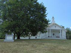 rose hill va | Rose Hill Virginia: Oldest Lee County church