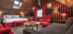 Lodge Park Megeve **** | Luxury Spa Hotel Megeve | Photo Gallery - Le Lodge Park: 4-star hotel Megève (French Alps)