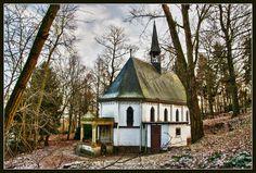 The little forest chapel by Bert Kaufmann | Servaaskapel (1892) - Nunhem - Limburg - the Netherlands