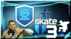 in this video I update you about Skate 3 coming to EA Access! Skate 3, Ea, Xbox One