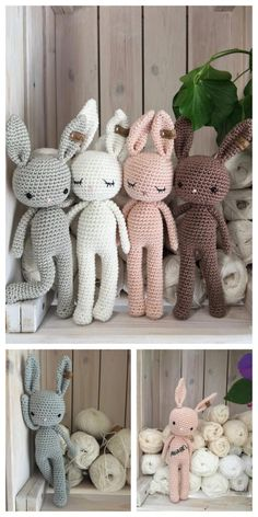 Green Colors, Orange Color, Magic Ring, Crochet Bunny, Yarn Colors, Beige Color, Slip Stitch, Yarn Crafts, Burlap Wreath