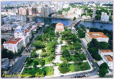 Recife em nove postais - Ângulos inéditos - SkyscraperCity