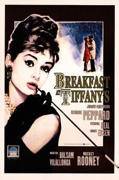 Bonequinha de Luxo (1961) | Direção: Blake Edwards | Roteiro:  Truman Capote, George Axelrod Gênero: Drama, Comédia e Romance | Origem: EUA | Duração: 115 min.