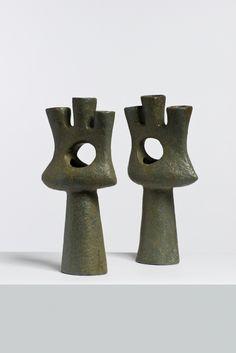 Catalogue de la vente Céramique Française : 1945-1970 dont Sélection Collection Raf Simons à Piasa   Piasa