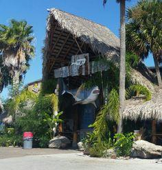Tiki bar port aransas texas