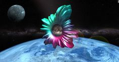 What does LOL look like in space? -