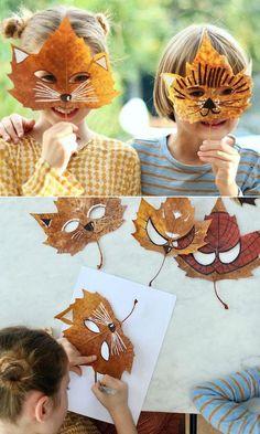 leaves crafts for kids leaf art / leaves crafts for kids . leaves crafts for kids preschool . leaves crafts for kids leaf art Fall Crafts For Kids, Easter Crafts For Kids, Diy For Kids, Kids Nature Crafts, Leaf Crafts Kids, Kids Fun, Summer Crafts, Diy Autumn Crafts, Craft Stick Crafts