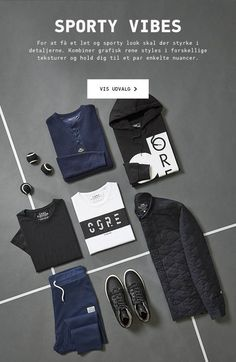 Urban sporty trend spot - CORE by Jack & Jones