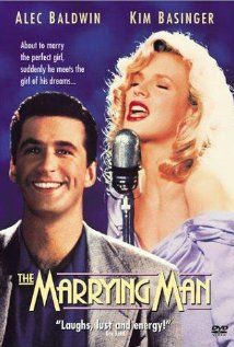 The Marrying Man (1991) Poster