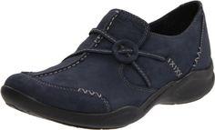 272378907cfcb Clarks Women s Wave Run Slip-On Loafer Navy Shoes
